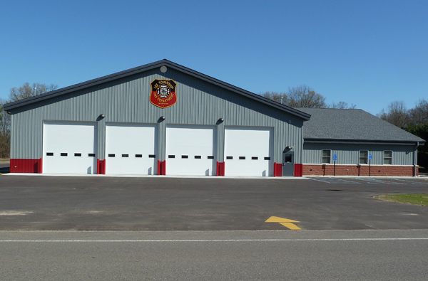 Lee Twp Fire Station